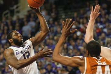 No. 18 Kansas State Beats Texas 83-57