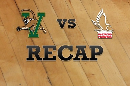 Vermont vs. Hartford: Recap and Stats