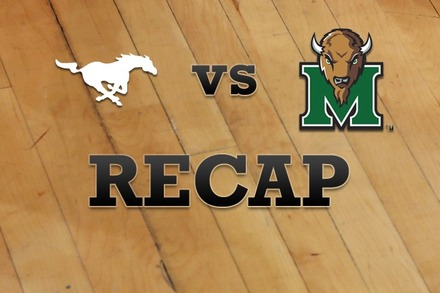 Southern Methodist vs. Marshall: Recap and Stats