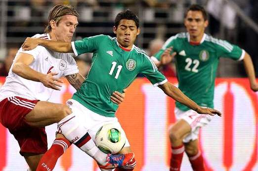Mexico 1-1 Denmark: Penalties all around
