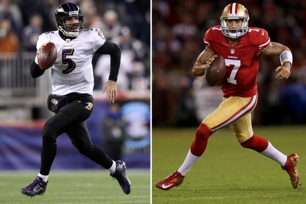 Ravens vs. 49ers: Joe Flacco vs. Colin Kaepernick Super Bowl XLVII QB Preview