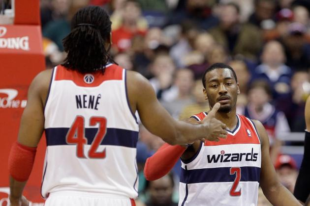 Washington Loses Consecutive Games with John Wall