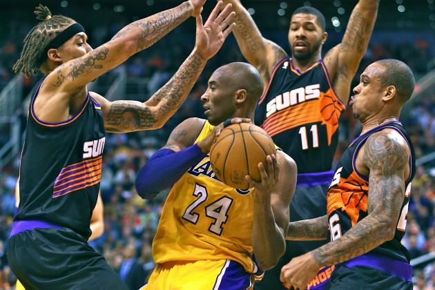 Los Angeles Lakers vs Phoenix Suns: Live Analysis, Score Updates and Highlights