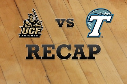 UCF vs. Tulane: Recap and Stats