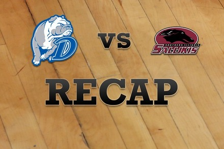 Drake vs. Southern Illinois: Recap and Stats