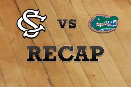 South Carolina vs. Florida: Recap and Stats