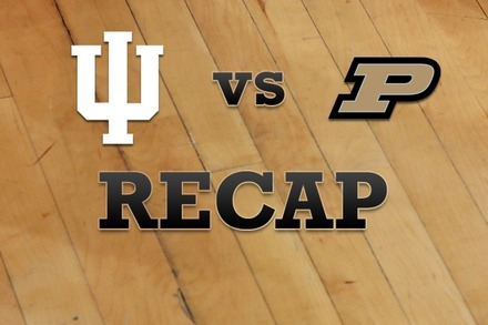 Indiana vs. Purdue: Recap and Stats
