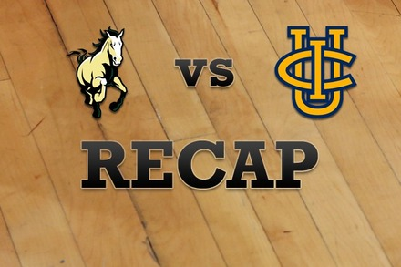 Cal Poly vs. UC Irvine: Recap and Stats