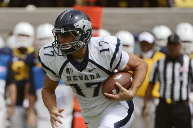 College Football: Nevada's Cody Fajardo Fills Colin Kaepernick's Shoes