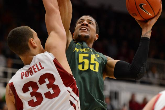 Stanford Snaps No. 10 Ducks' 9-Game Winning Streak in Blowout Fashion