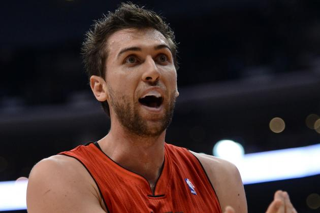 Time Has Come for Raptors to Get Rid of Andrea Bargnani