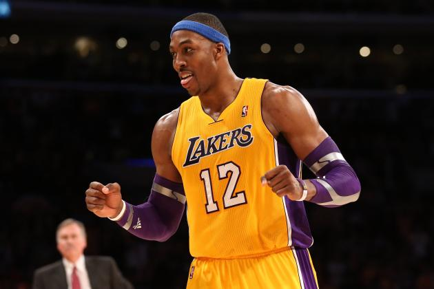 Will Dwight Howard's Shoulder Injury Derail L.A. Lakers' Resurgence?