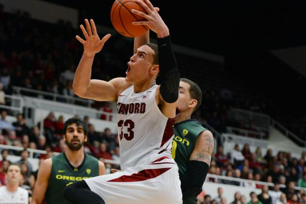 Scout.com: Stanford 76, Oregon 52 (Final)