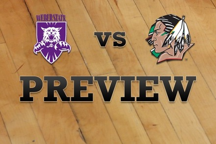 Weber State vs. North Dakota: Full Game Preview