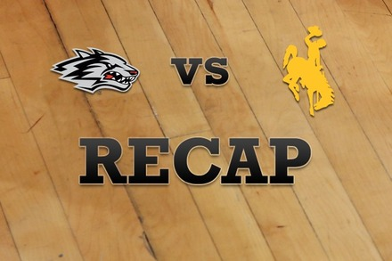New Mexico vs. Wyoming: Recap and Stats