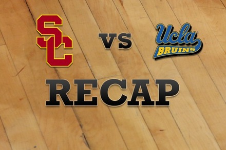 USC vs. UCLA: Recap and Stats