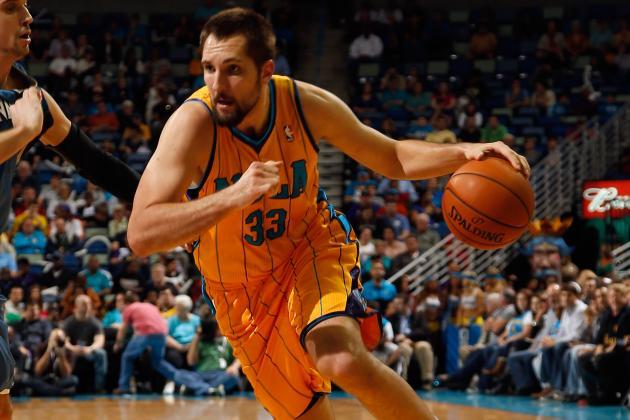 New Orleans Hornets Follow Losing Script in Falling to Utah