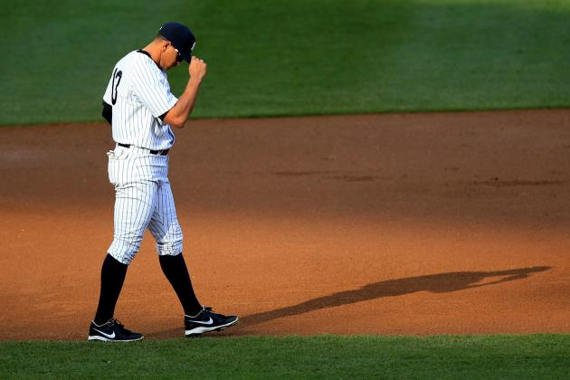 New York Yankees: Could Alex Rodriguez Be the Victim?