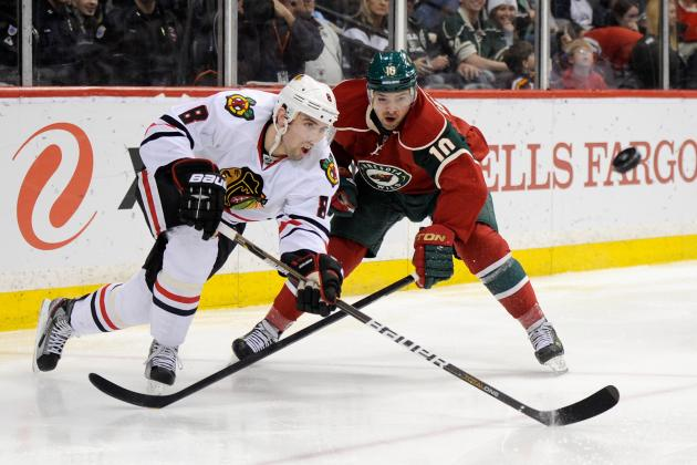 Chicago Blackhawks: Many Positives as Winning Streak Comes to an End