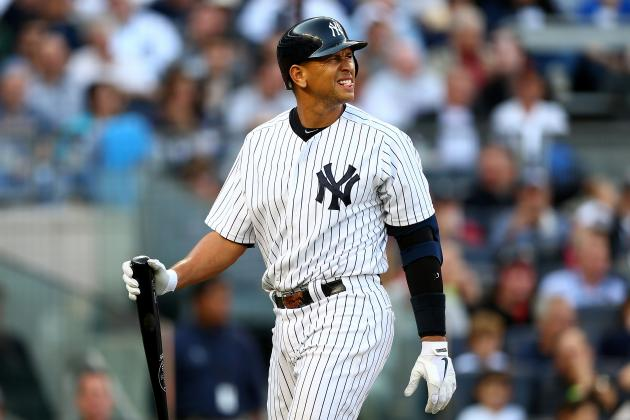 Alex Rodriguez: How Major League Baseball Should Punish Him