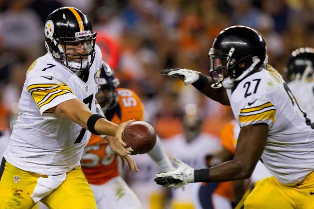 Who Should Be the Steelers' 2013 Starting RB, Isaac Redman or Jonathan Dwyer?