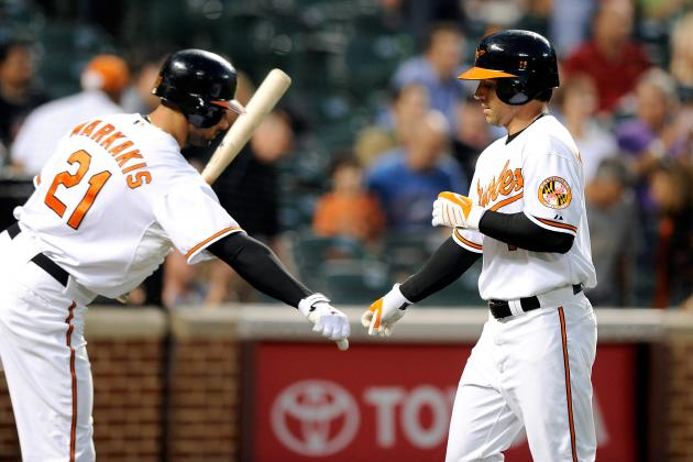 Baltimore Orioles: Who Should Bat Leadoff in 2013?