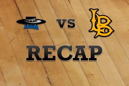 UC Santa Barbara vs. Long Beach State: Recap and Stats