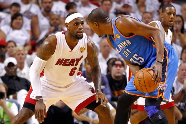 LeBron James vs. Kevin Durant: Who Is the Smarter Superstar?