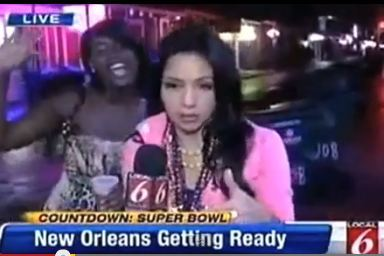 "Orlando Reporter Asks 49ers Fan ""How Long Have You Had an STD"""