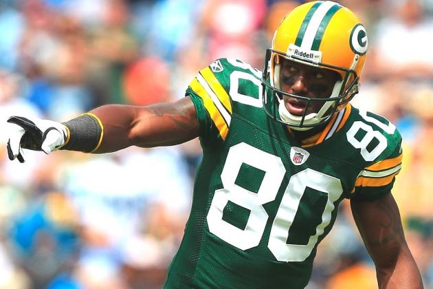 Donald Driver Announces Retirement from NFL to Conclude 14-Year Career