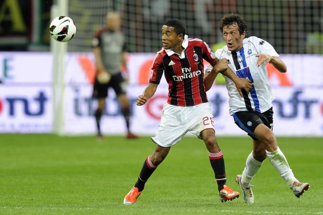 Urby Emanuelson Loaned to Fulham from AC Milan for Remainder of Season