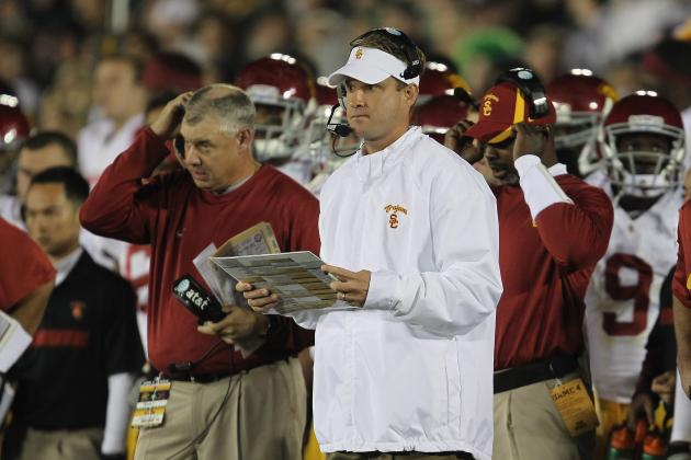 USC Football: What Is Kiffin's Backup Plan If National Signing Day Goes Wrong?