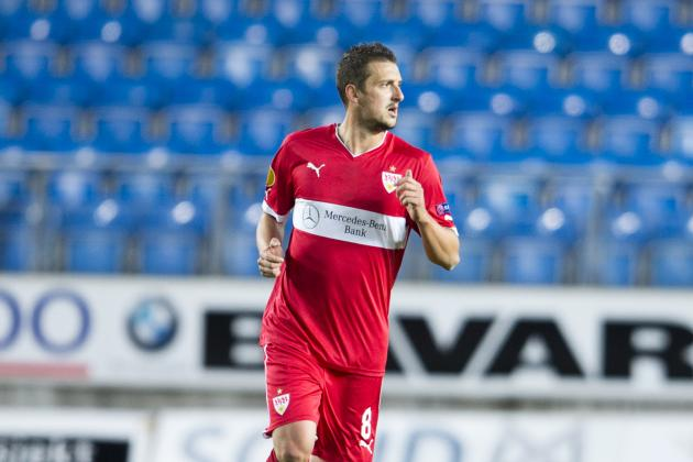 BREAKING NEWS: Stuttgart Confirm Kuzmanovic's Inter Move
