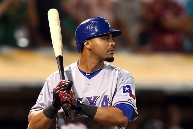 Nolan Ryan, Rangers Haven't Talked to Nelson Cruz