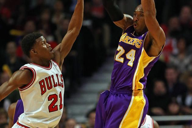 Jimmy Butler: How the 2nd-Year Guard Cracked the Chicago Bulls' Regular Rotation