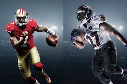 Super Bowl 2013: Nike Unveils Official Uniforms and Cleats for Ravens vs. 49ers