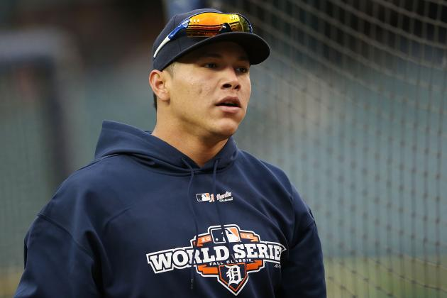 Tigers' Avisail Garcia Might Be Left Out in Left Field