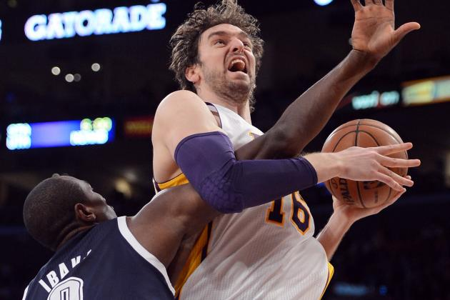 D'Antoni Exasperated by Gasol's Benching Gripe