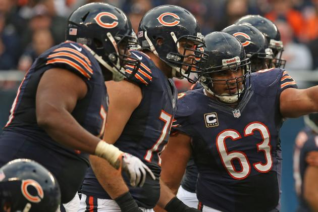 Lack of Continuity Hampered Bears' Line