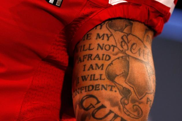 Tattoo Artist Nabs Millions in Free Ads with Colin Kaepernick's Ink