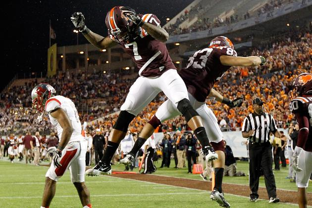 Virginia Tech's Complete 2012 Report Card
