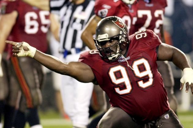 Sapp's Play All That Matters for HOF