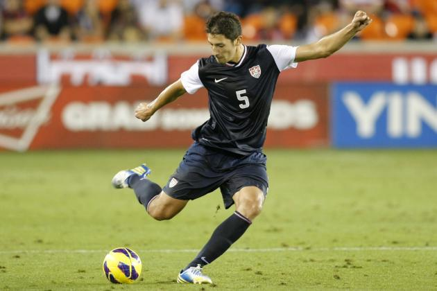 Omar Gonzalez Returns to US After 2-Year Absence
