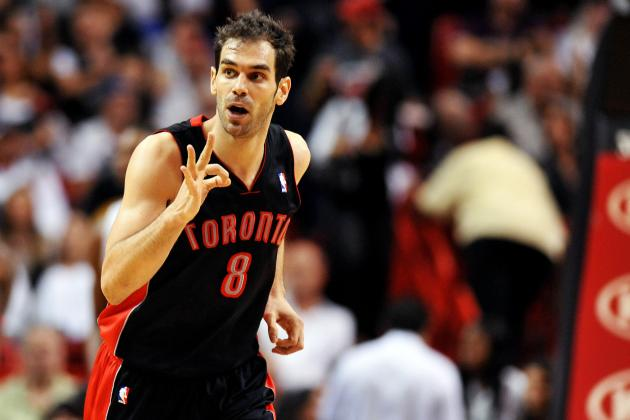 Detroit Pistons Not Sure When New Guard Jose Calderon Will Make His Debut