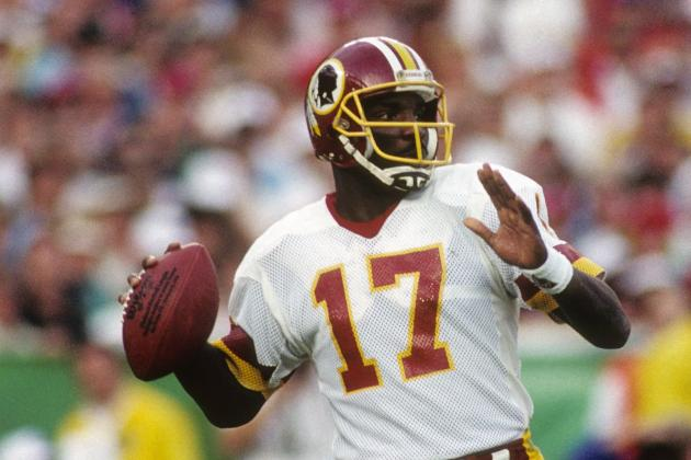 After 25 Years, Doug Williams Finally Soaks in Super Bowl Win