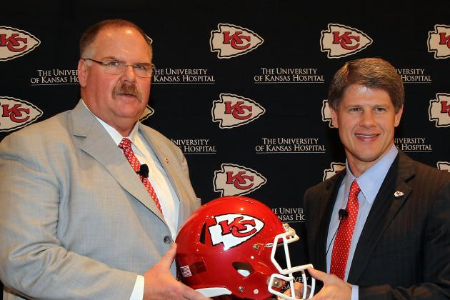 KC Chiefs Likely to Get 3rd Round Compensatory Pick in 2013