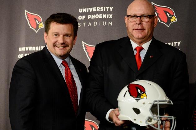 Arizona Cardinals 2013 Mock Draft Tracker