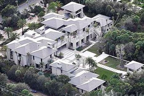 Michael Jordan's Massive Florida Home Is Complete