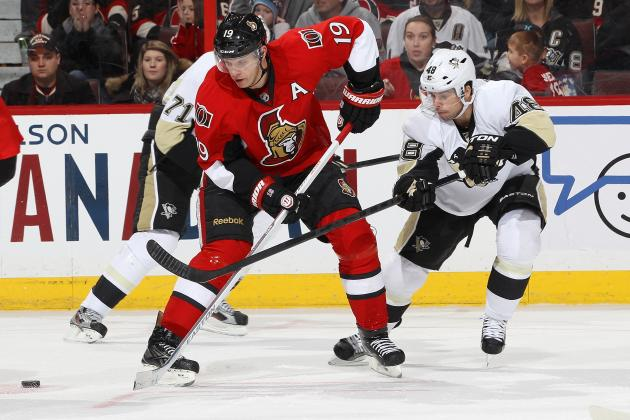 Jason Spezza Injury: Updates on Senators Star's Back
