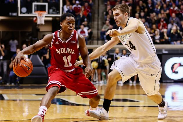 Indiana Prepares for Michigan with Rout of Purdue